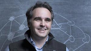 Penn network analysis expert Damon Centola