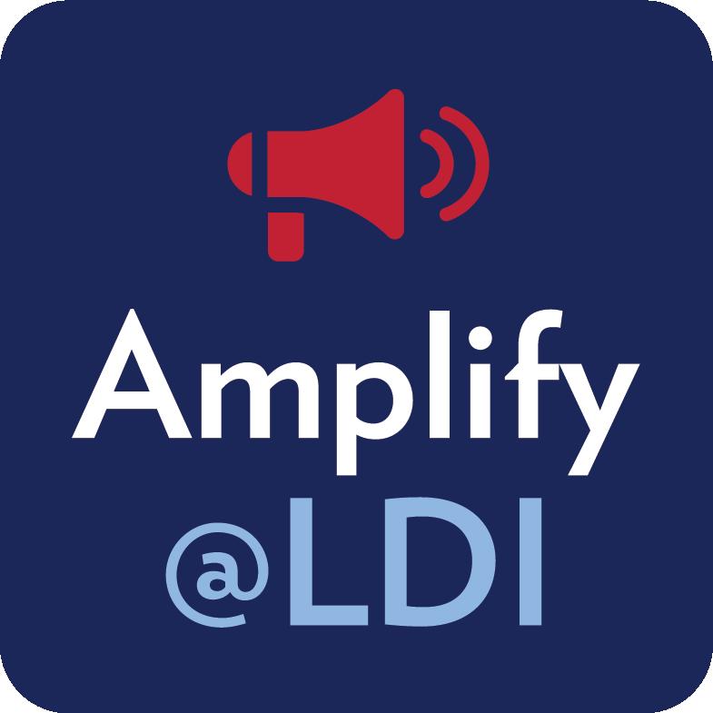 Amplify at LDI logo