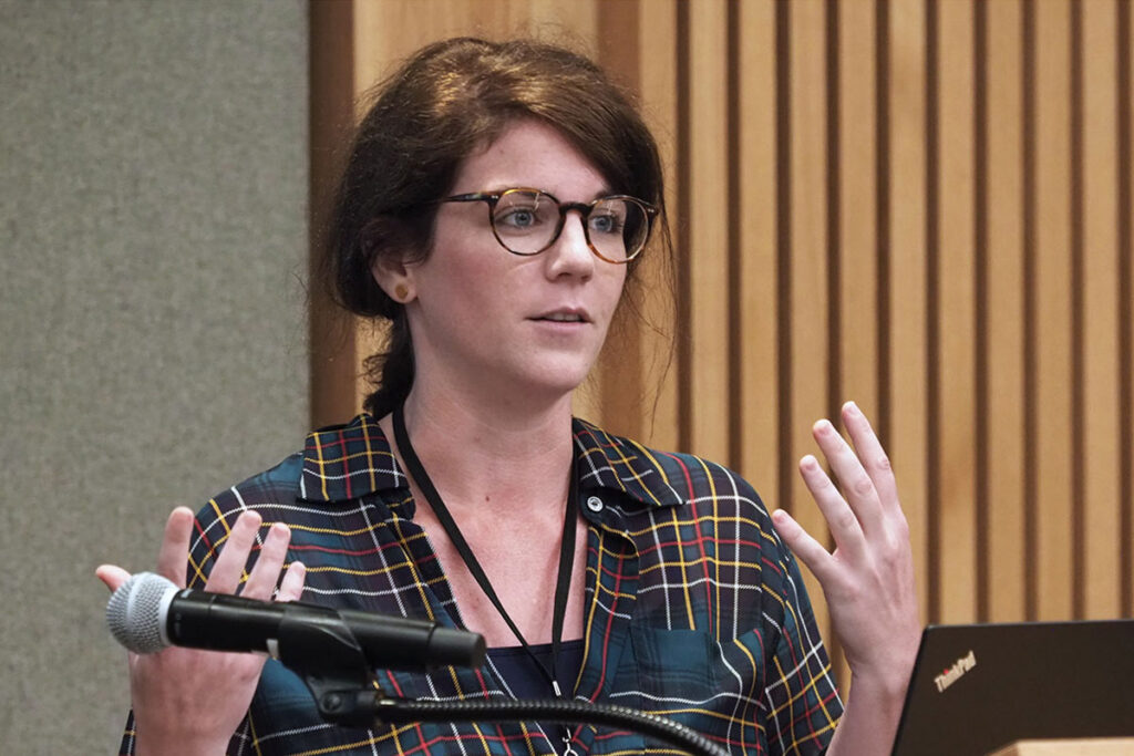 Molly Candon, PhD, a CMHPSR Postdoctoral Fellow