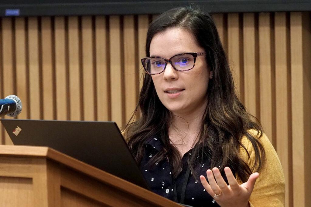 Brittany Rudd, PhD