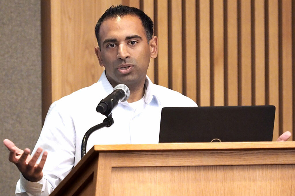 Mitesh Patel, MD, MBA, Director of the Penn Medicine Nudge Unit