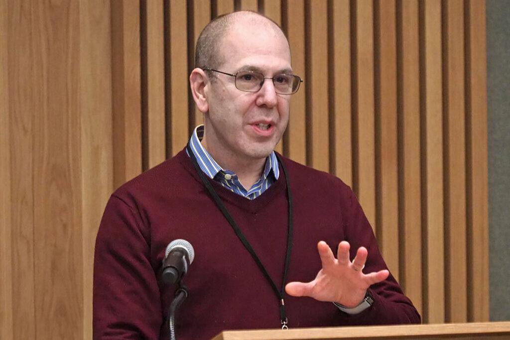 David Mandell, ScD, Director of Penn's Center for Mental Health