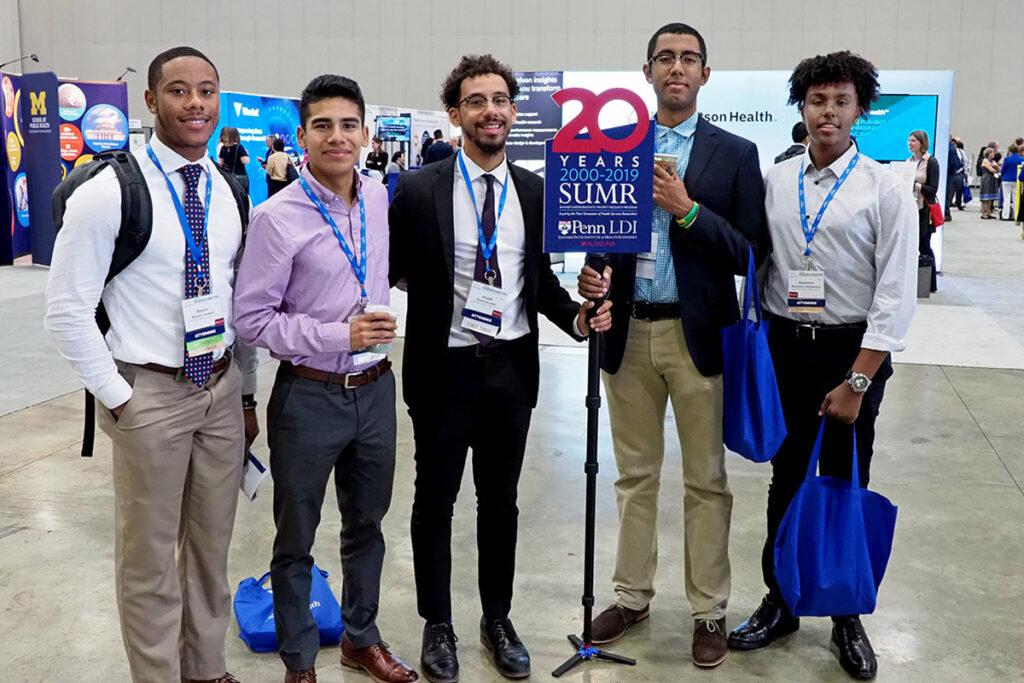 Bryson Houston, Brian Valladares, Khalid El-Jack, Jason Mazique, and Abeselom Gebreyesus