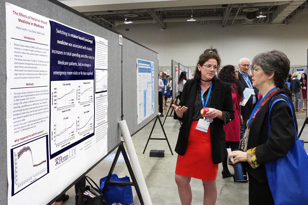 Penn Center for Mental Health Assistant Professor and LDI Senior Fellow Molly Candon, PhD