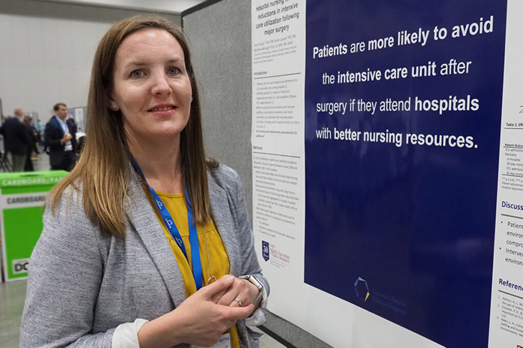 National Clinical Scholar, Postdoctoral CHOPR Fellow Anna Krupp, PhD, MS, RN