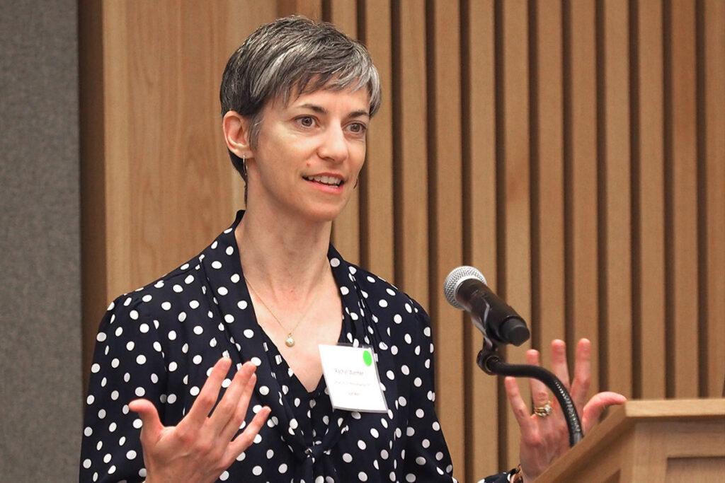 Rachel Werner, MD, PhD, Executive Director of LDI