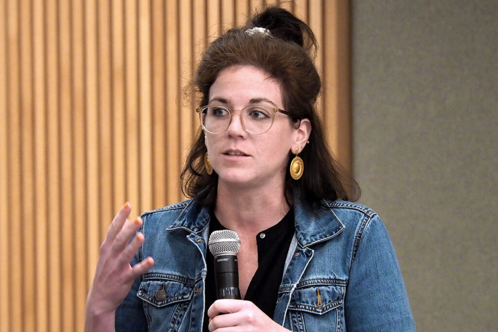 Molly Candon, PhD, Research Assistant Professor of Psychiatry at the Perelman School of Medicine