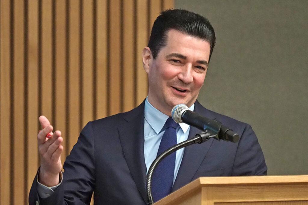 U.S. Food and Drug Administration Commissioner Scott Gottlieb, MD