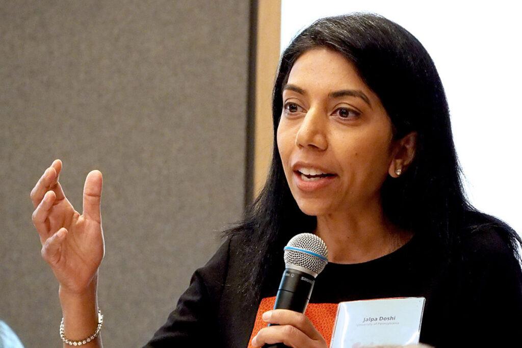 Penn Medicine's  Jalpa Doshi, PhD