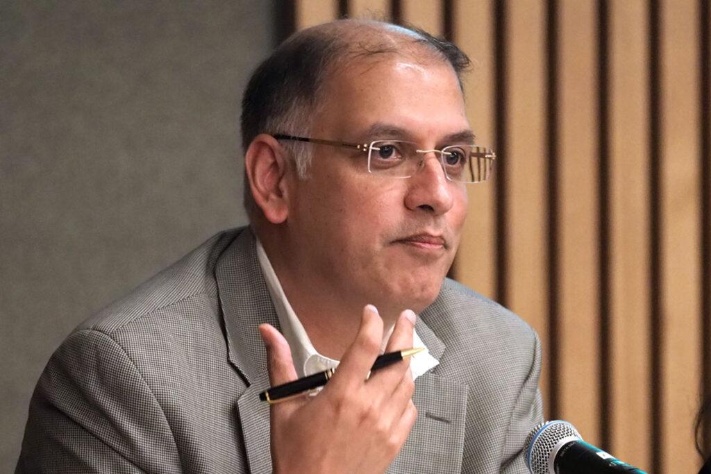 Madan Jagasia, MD, MS, Professor of Medicine at Vanderbilt University Medical Center Department of Medicine, Division of Hematology-Oncology