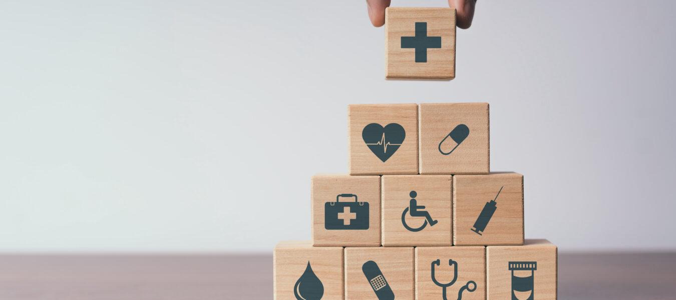 Health Care Access building blocks