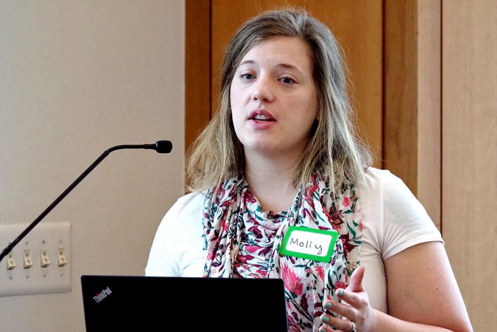 Molly Stubbs, MS, LPC, Outpatient Supervisor at Devereux Advanced Behavioral Health