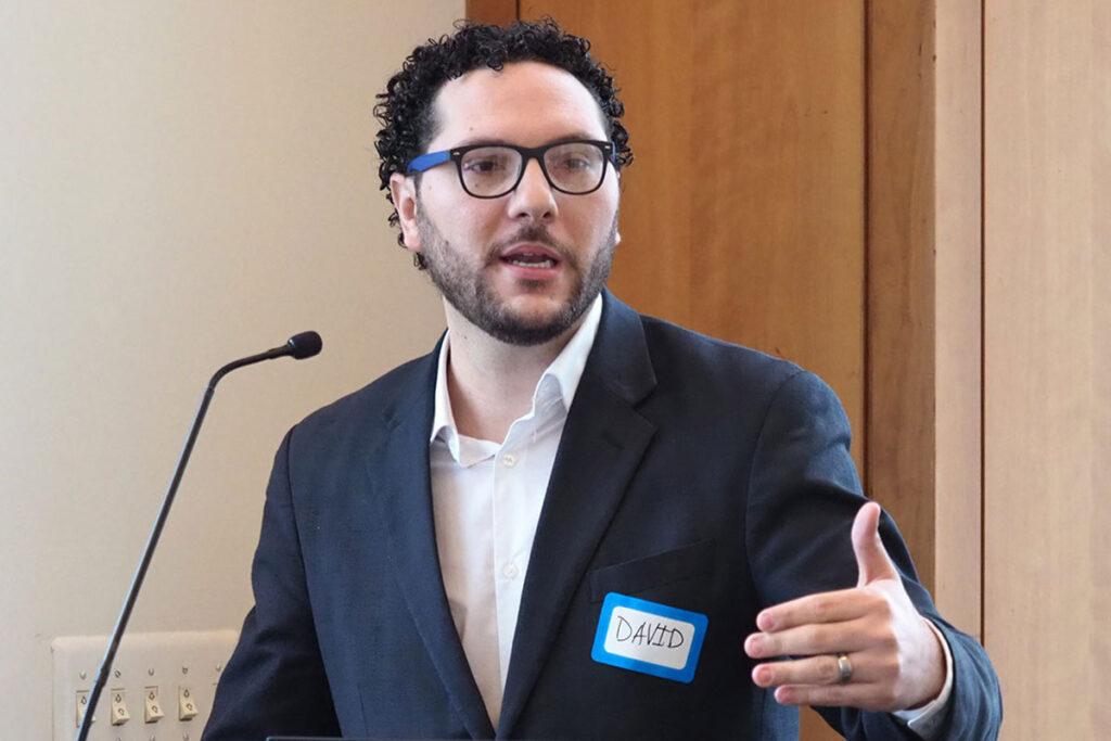 David Medina, MA,  Psychotherapist at Hispanic Community Counseling Services