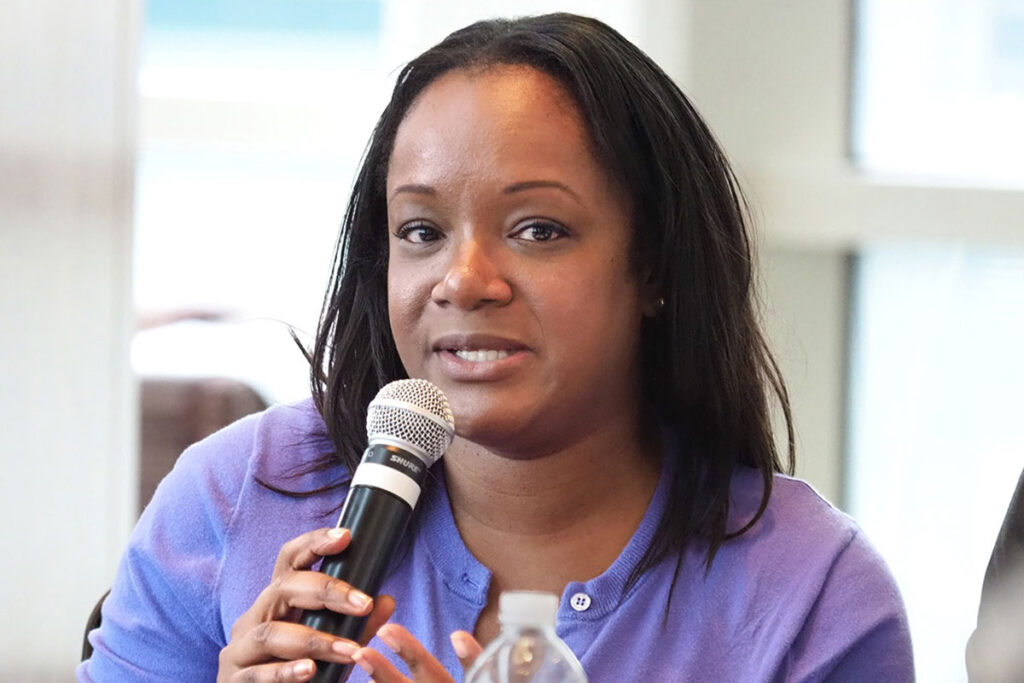 Kamilah Jackson, MD, MPH, Deputy Chief Medical Officer for Child and Adolescent Services at Philadelphia DBHIDS