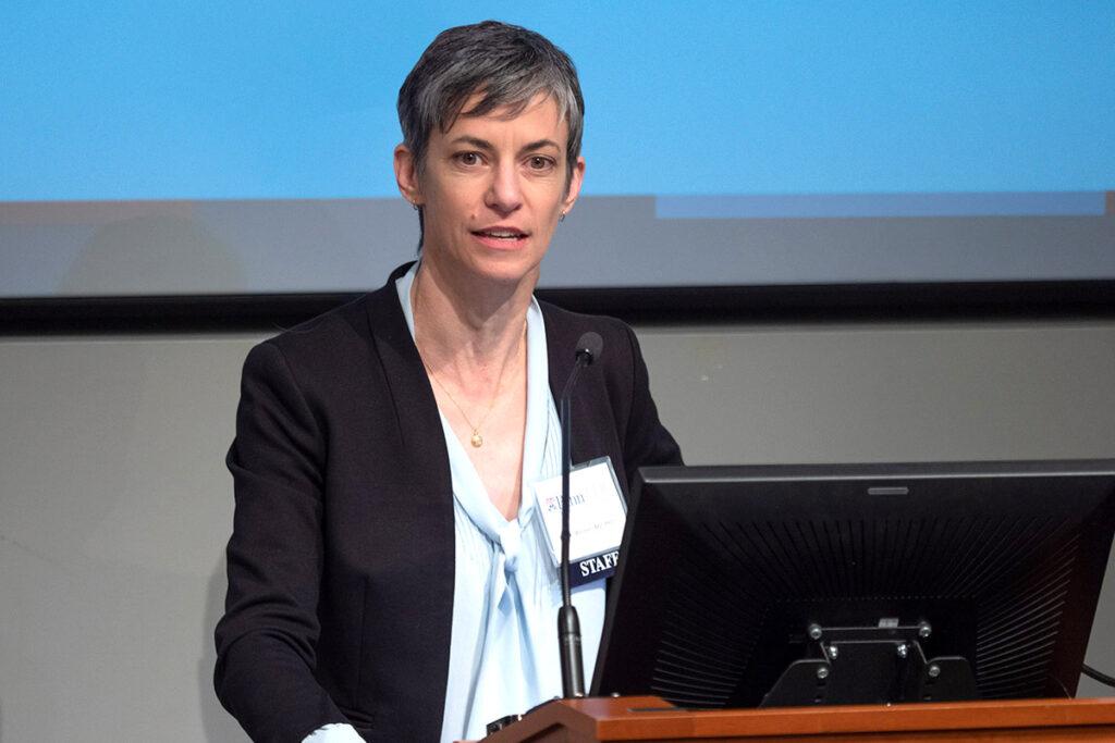Rachel Werner, Executive Director of LDI