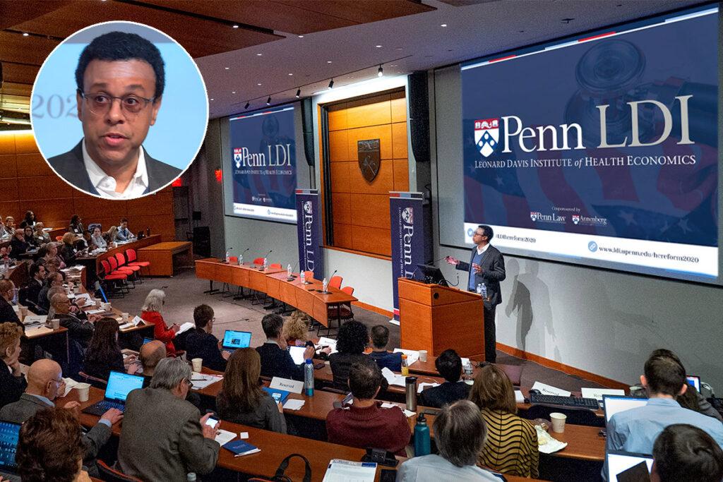 Wendell Pritchett, PhD, JD, Penn Provost