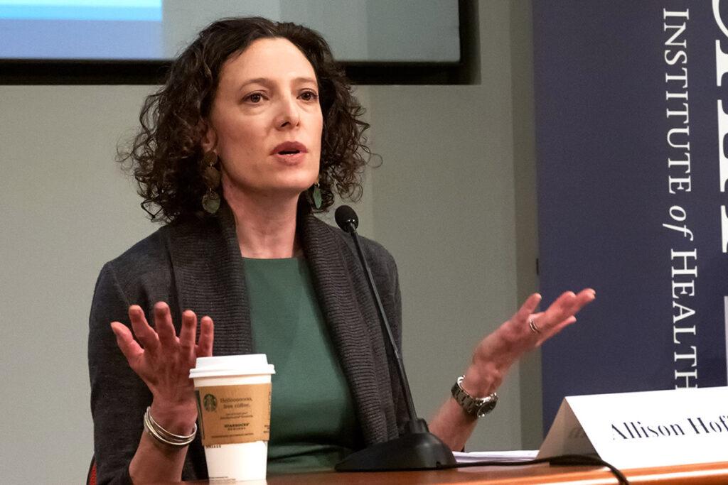 Penn Law Professor Allison Hoffman, JD