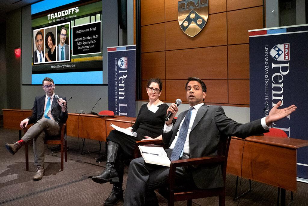 Harvard's Amitabh Chandra, PhD, Director of Health Policy Research at the Harvard Kennedy School.