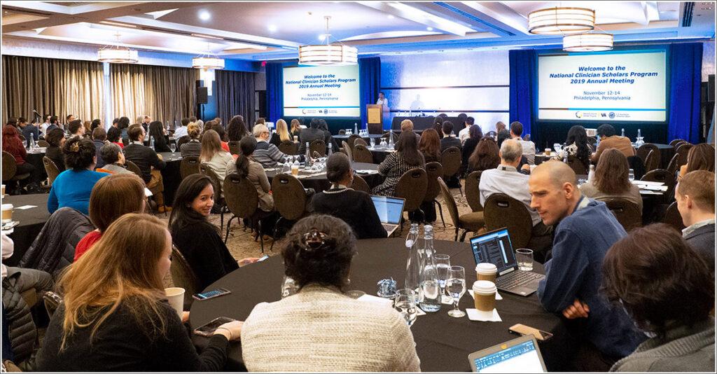 Plenary of the 2019 National Clinician Scholars Program (NCSP)