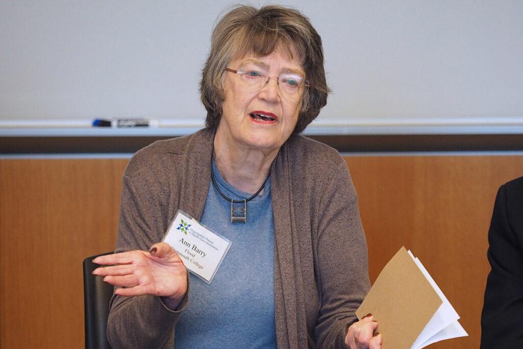 Ann Barry Flood