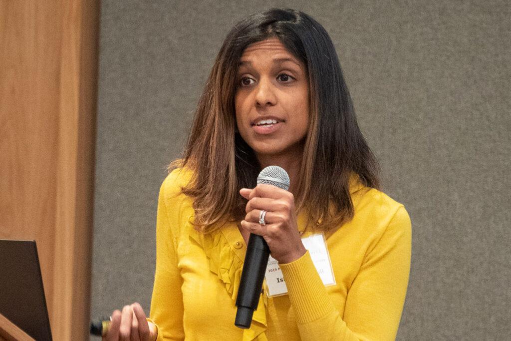 Ishani Ganguli MD, MPH, an Assistant Professor of Medicine at Harvard's Brigham and Women's Hospital