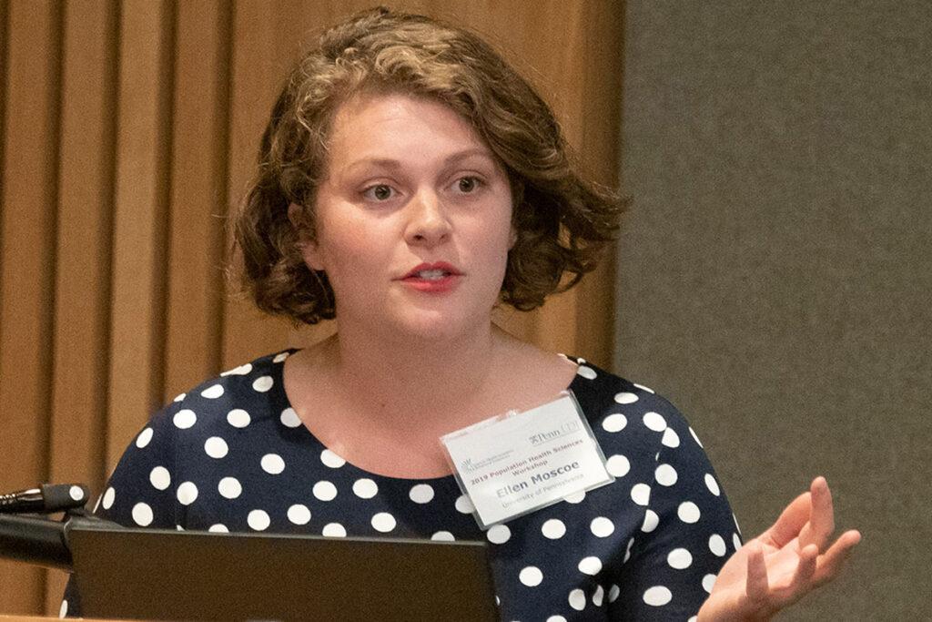 Ellen Moscoe, PhD, MA