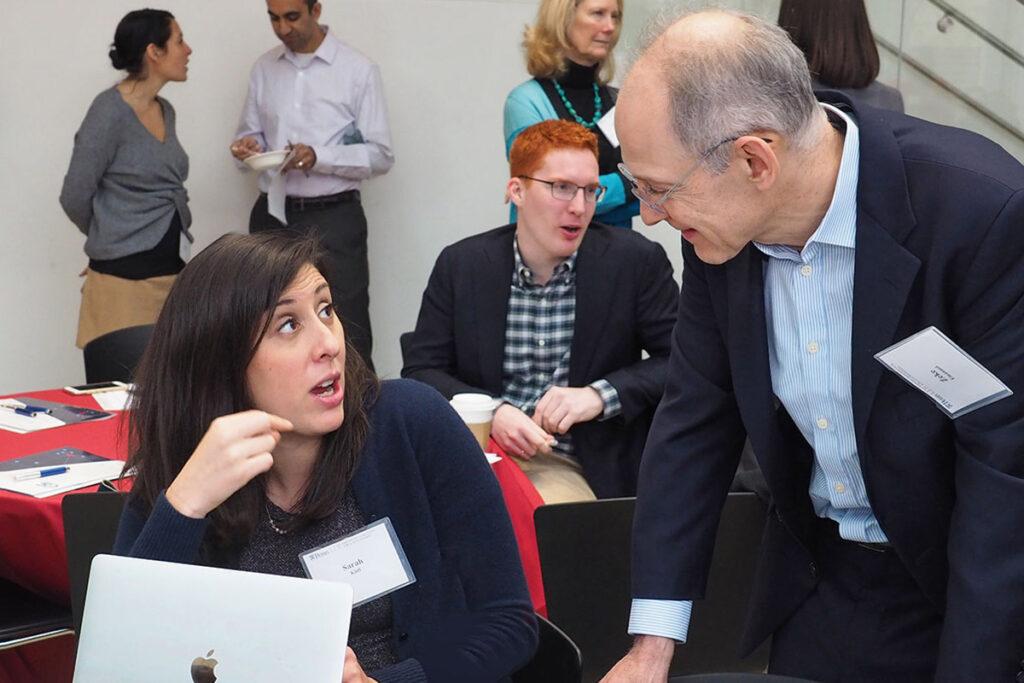 Ezekiel Emanuel  chats with Vox.com's Sarah Kliff