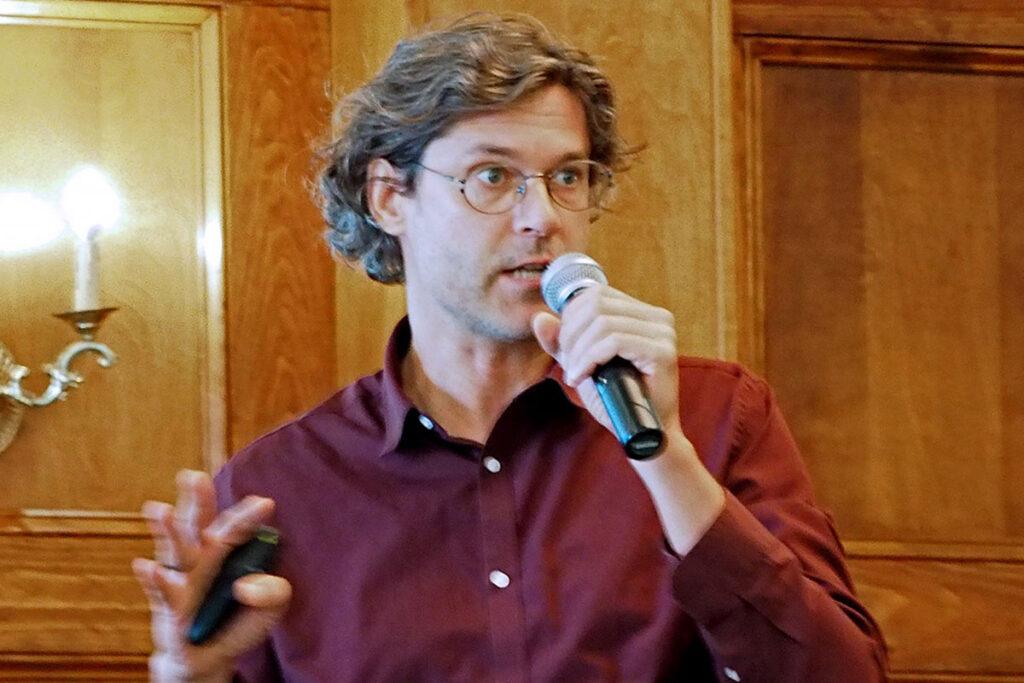 Wharton School Associate Professor of Business Economics and Public Policy Iwan Barankay, PhD