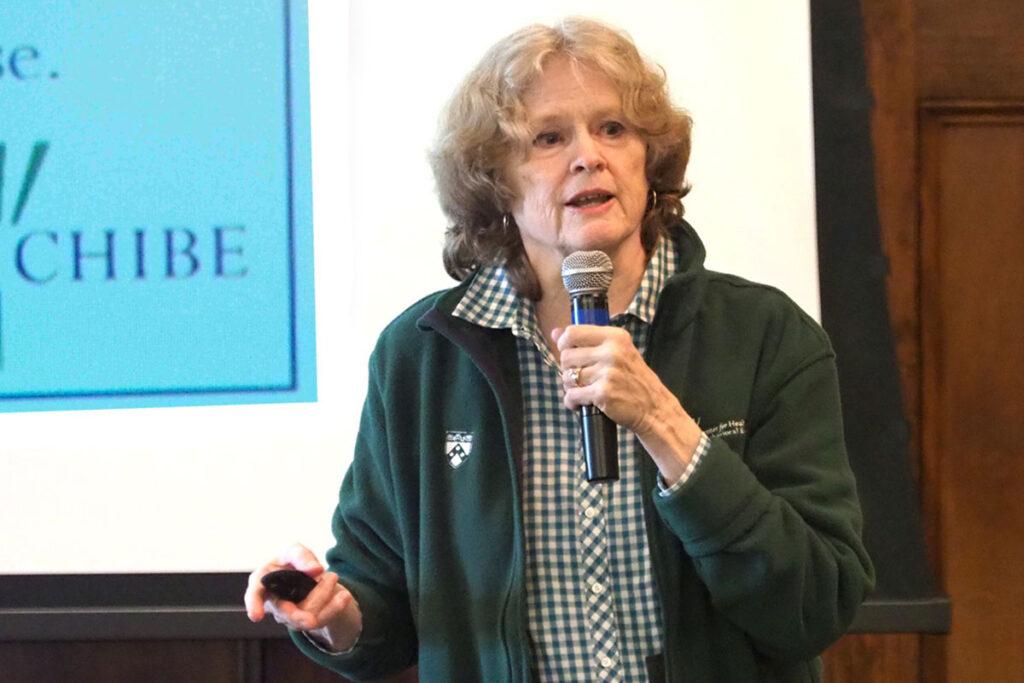 Perelman School Adjunct Professor Louise Russell, PhD