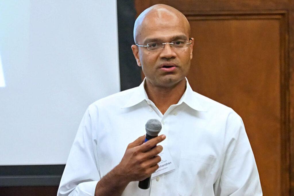 Mohan Balachandran, MA, MS, Chief Operations Officer of Penn's Way to Health program