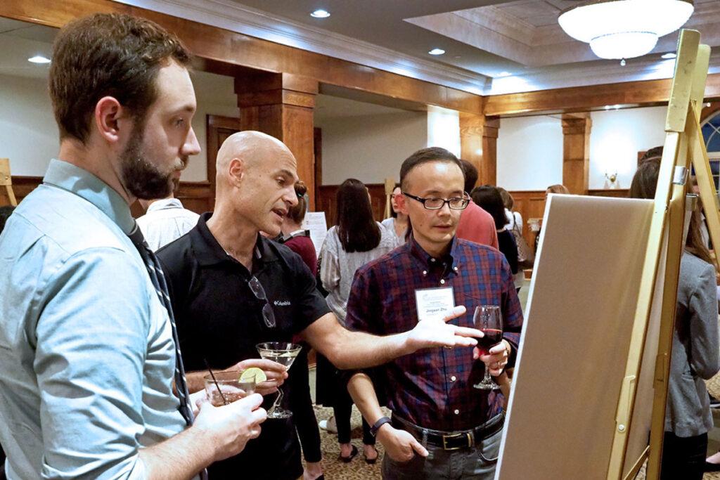 Erich Dress, MPH, MBE, Scott Halpern, MD, PhD, and Jingsan Zhu, MS, MBA