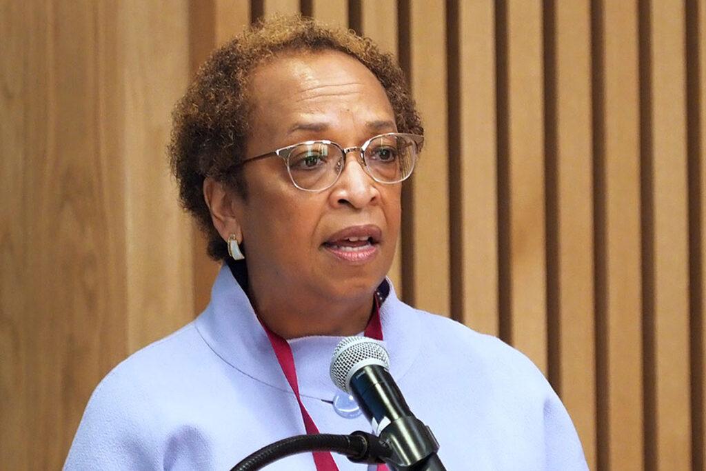 Penn Perelman School of Medicine Vice Dean for Diversity and Inclusion, Eve Higginbotham