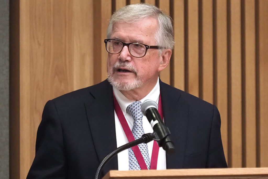 Wharton School professor Mark Pauly