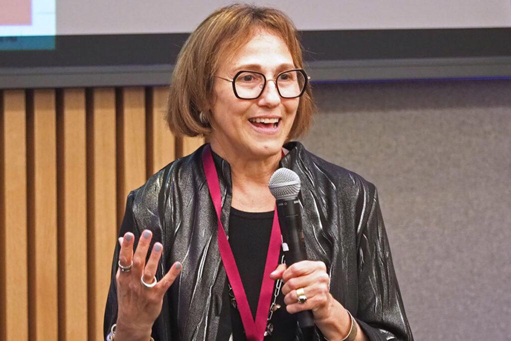 Penn SUMR program Founding Director Joanne Levy