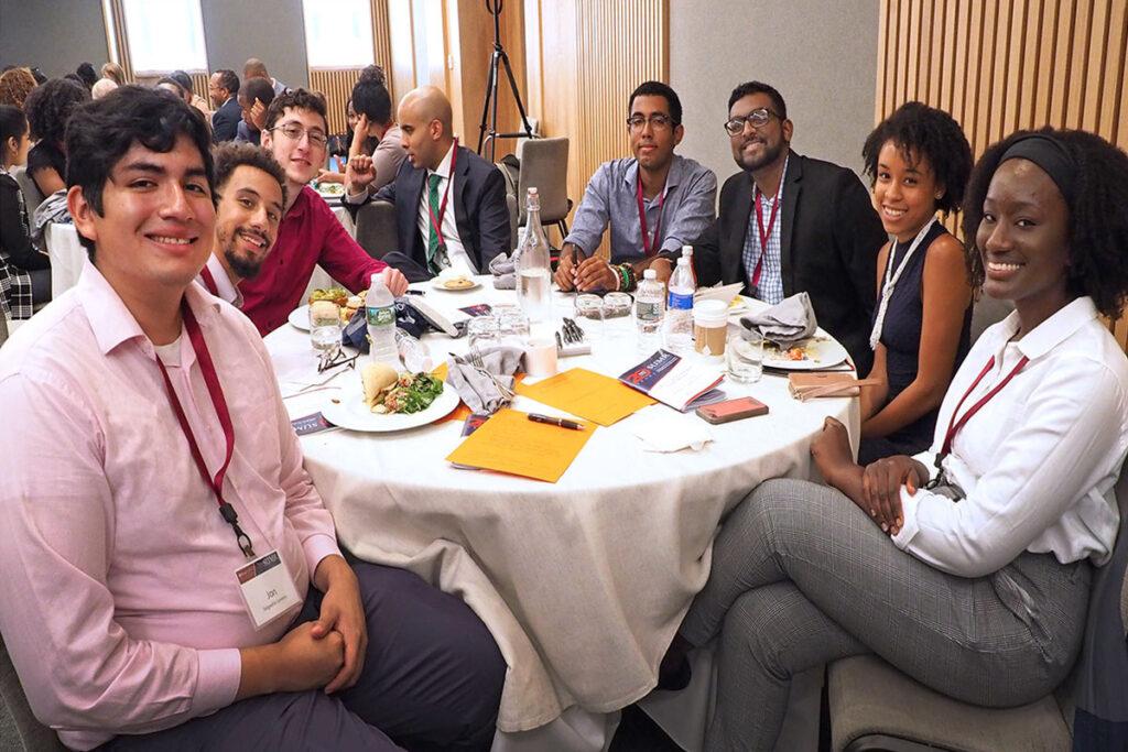 Jonathan Delgadillo Lorenzo, Khalid El-Jack, Obaidah Bitar, Derek Mazique, MD, Jason Mazique, Jay Sangani, Khalida Saalim, and Aminata Jalloh