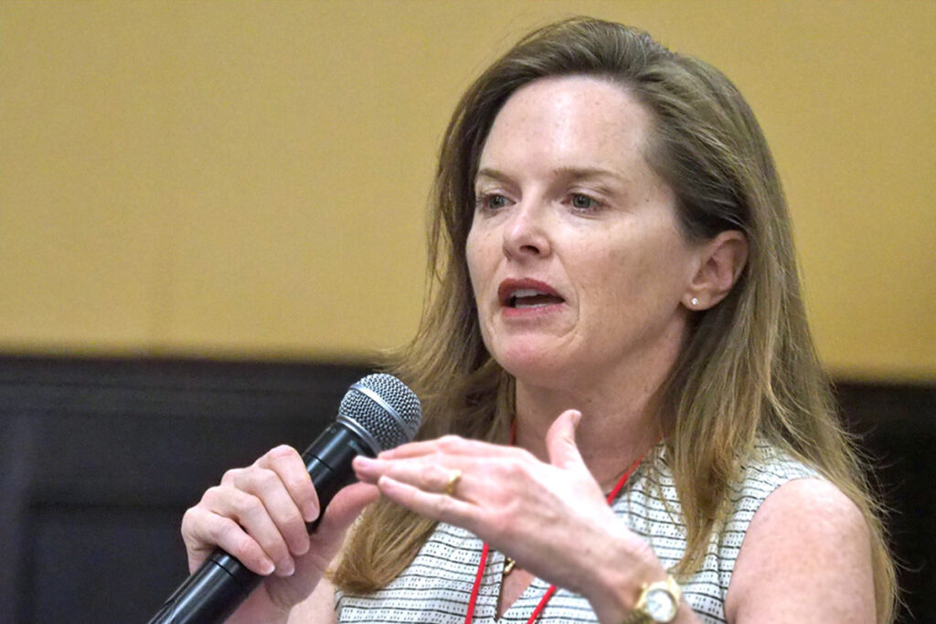 Gretchen Alkema, PhD, LCSW, Vice President for Policy, the SCAN Foundation