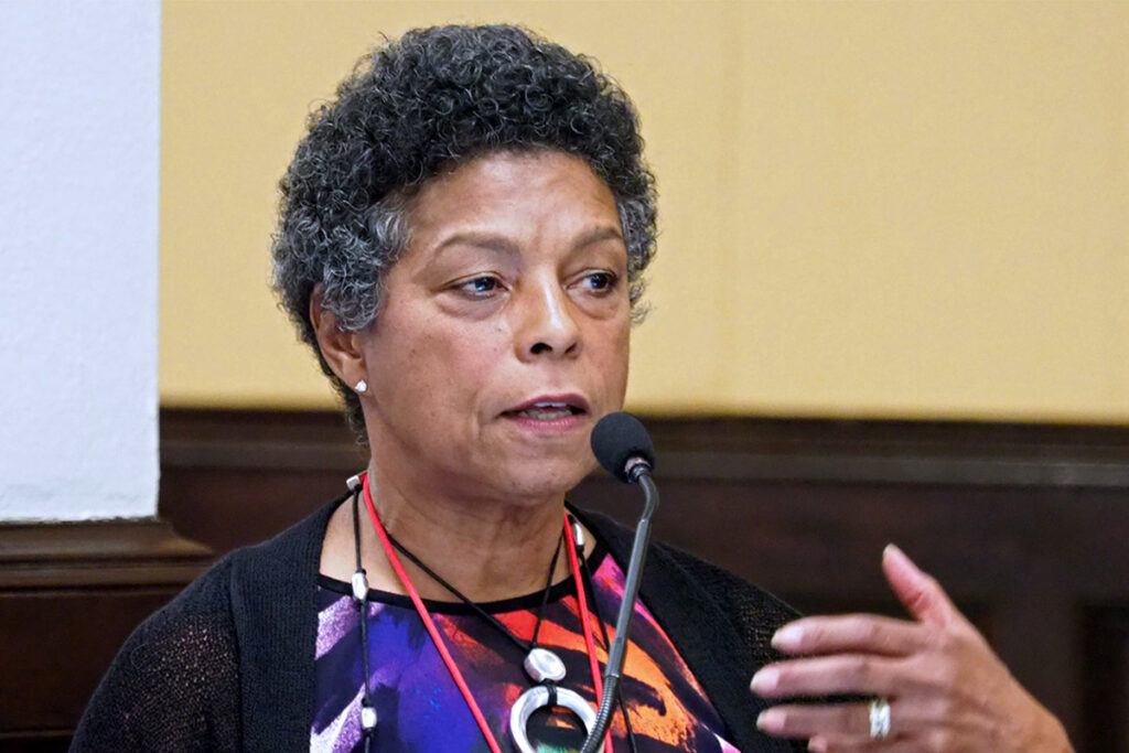 Risa Lavizzo-Mourey, MD, MBA, Penn Integrates Knowledge Professor and former CEO of the Robert Wood Johnson Foundation