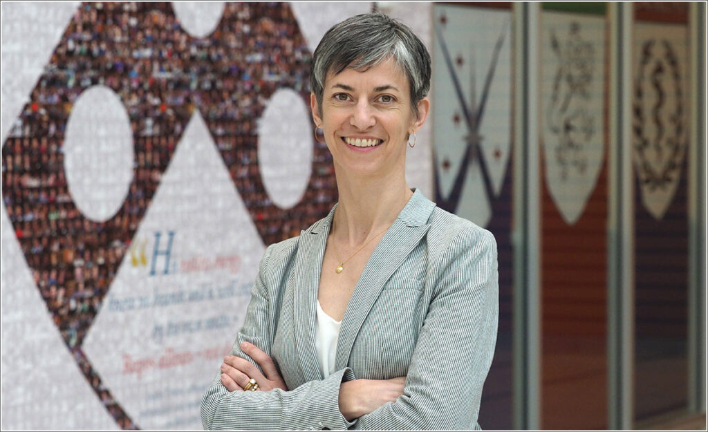 Rachel Werner, MD, PhD, the new Executive Director of the University of Pennsylvania's Leonard Davis Institute of Health Economics (LDI).