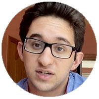 Cornell University student Karim Farhat, 2021