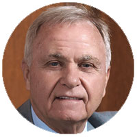 Wharton School Professor Emeritus Arnold (Skip) Rosoff.