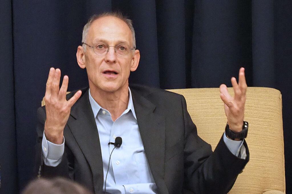 Ezekiel Emanuel,  University of Pennsylvania Vice Provost,