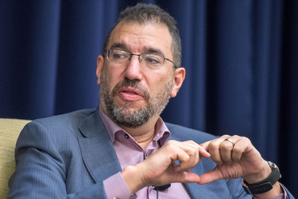 Andrew Slavitt, MBA, former Administrator of the Centers for Medicare and Medicaid Services (CMS).