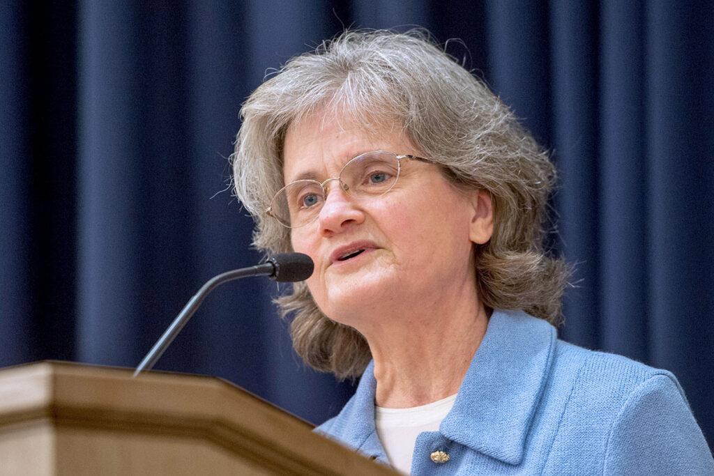 Julie Sochalski, PhD, RN, FAAN, Associate Dean for Academic Programs at Penn's School of Nursing