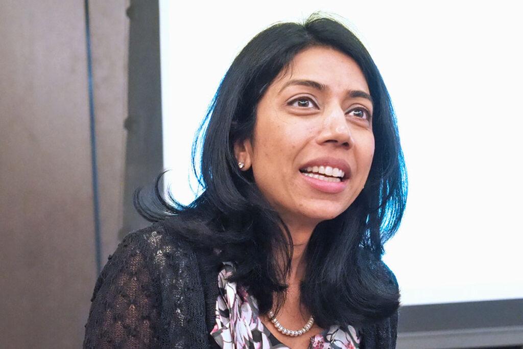 Jalpa Doshi, PhD, Professor of Medicine at the Perelman Medical School and Director of Value-Based Insurance Design Initiatives