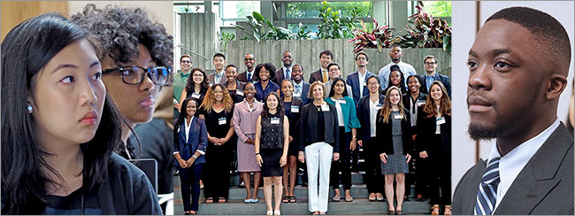 20th Anniversary, Penn Summer Undergraduate Minority Research Program