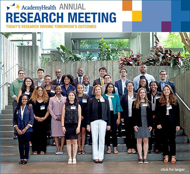 Penn Summer Undergraduate Minority Research (SUMR) group photo, ARM 2018