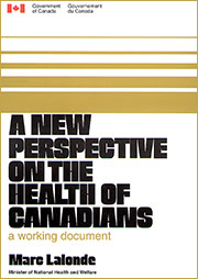 Canadian study of population health