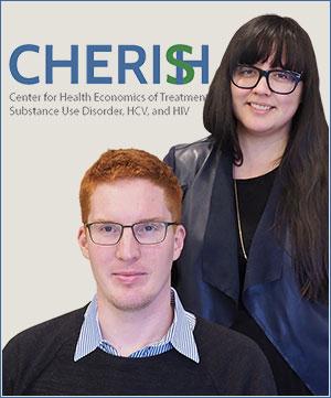 Czarina Behrends and Benjamin Ukert