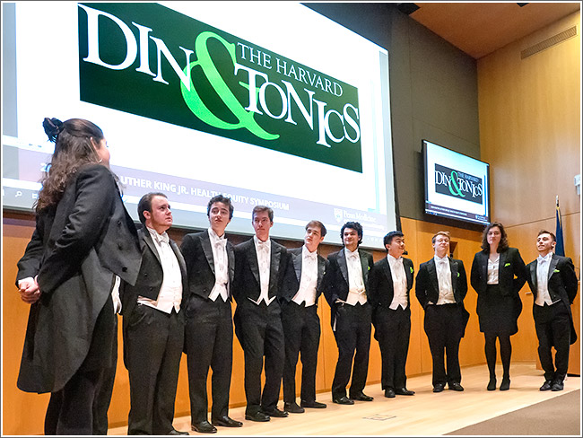 Din-Sonics at MLK20 Symposium