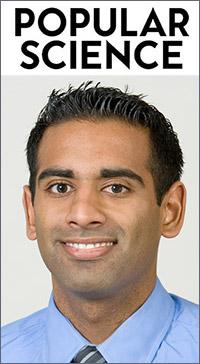Mitesh Patel in Popular Science